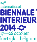 24th Internaltional Biennale Interieur 2014