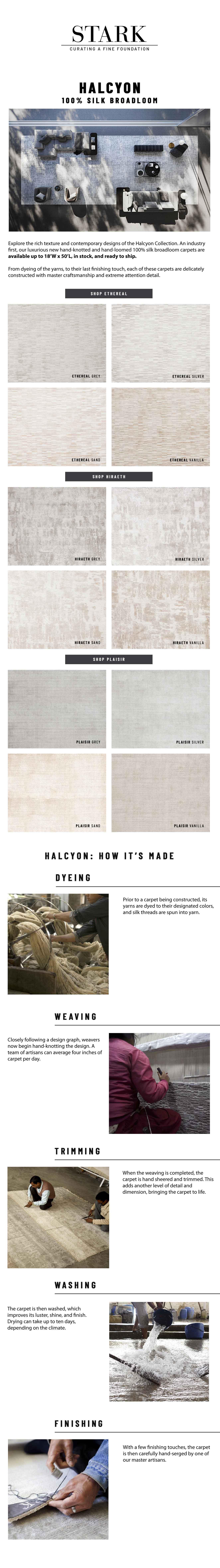 STARK Discover Halcyon Silk Broadloom