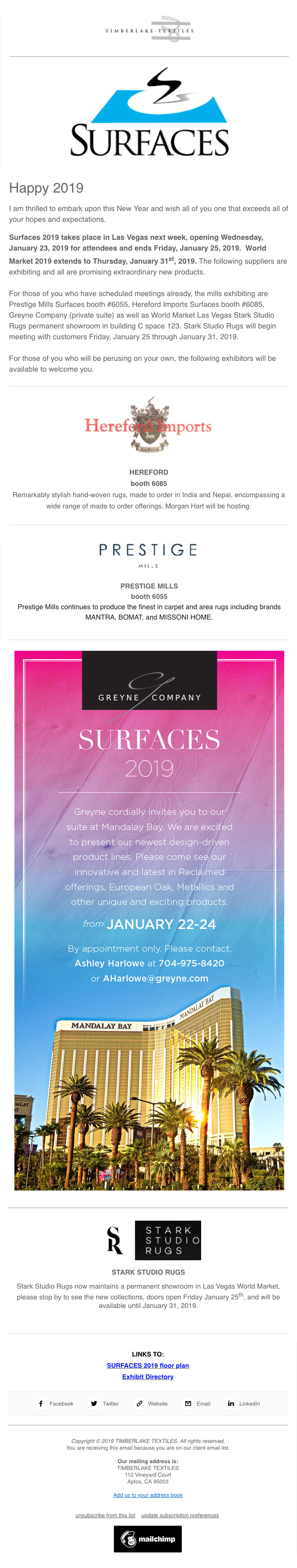 Surfaces 2019 post image