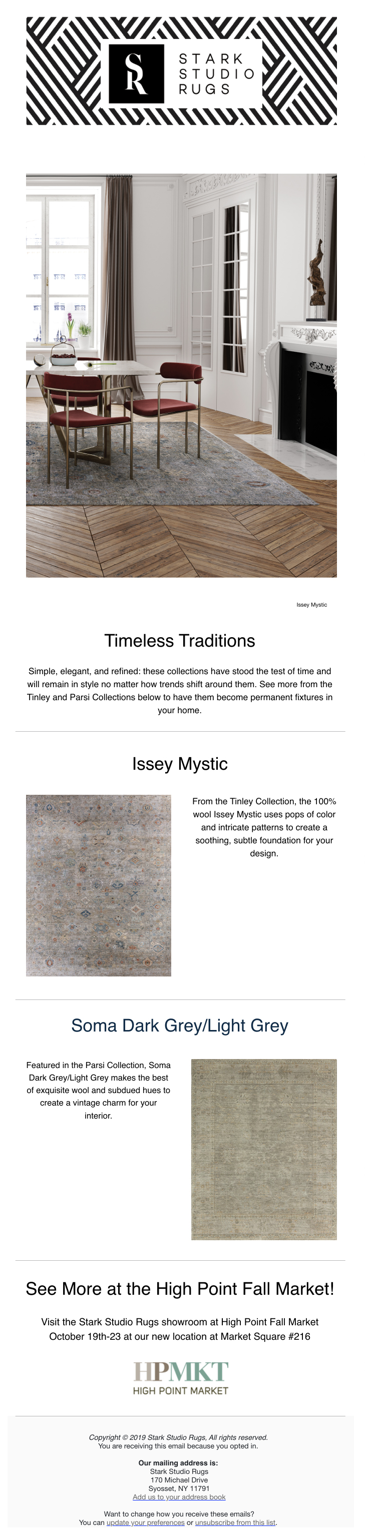 Timeless Traditions from Stark Studio Rugs