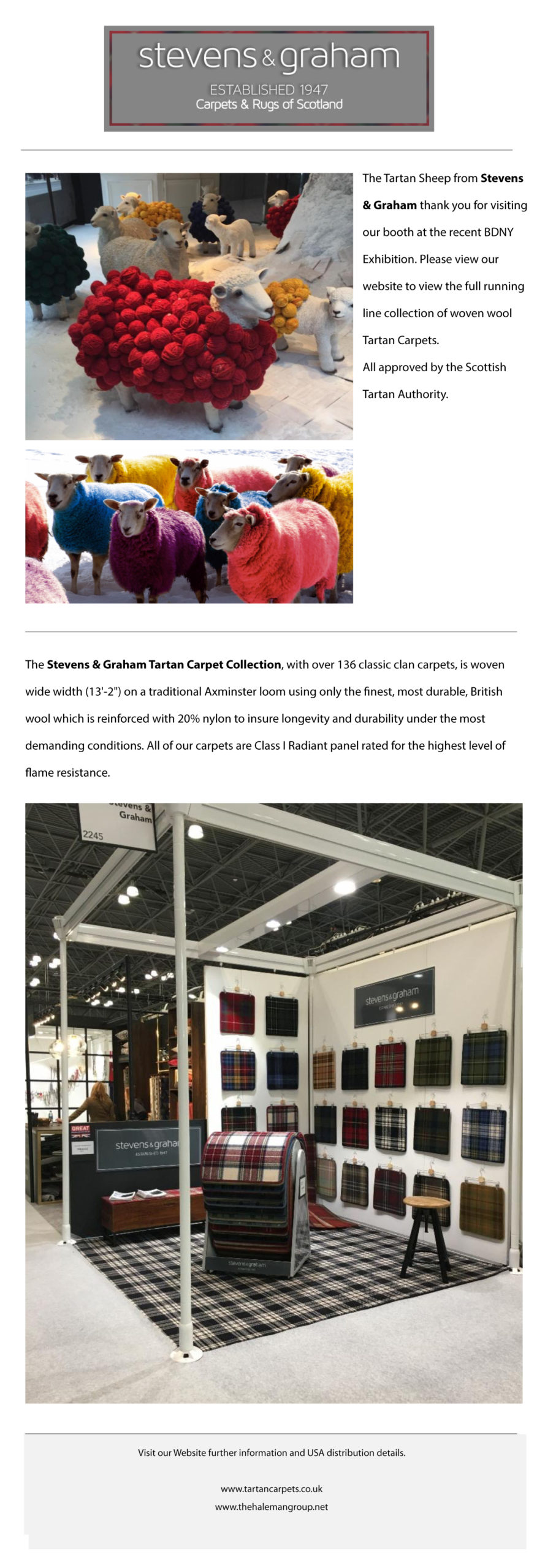 Stephen and Graham - BDNY FOLLOW-UP